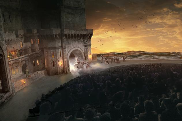 Espectáculo El Último Cantar de Puy du Fou España