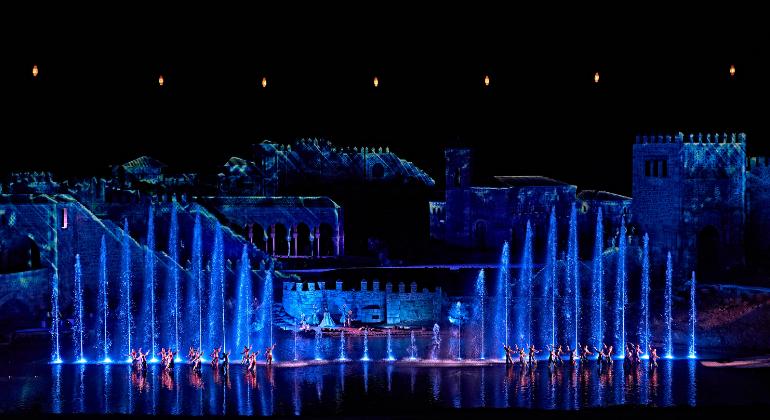 Espectáculo el Sueño de Toledo de Puy du Fou España