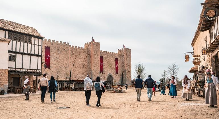 La Puebla Real de Puy Du Fou España