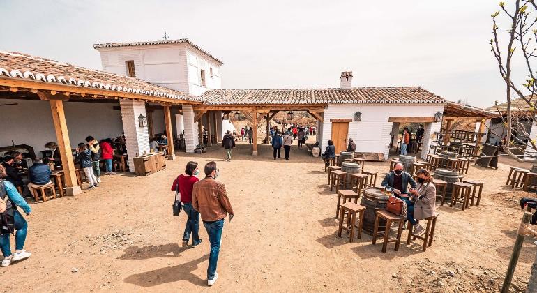 La Venta de Isidro en Puy Du Fou España